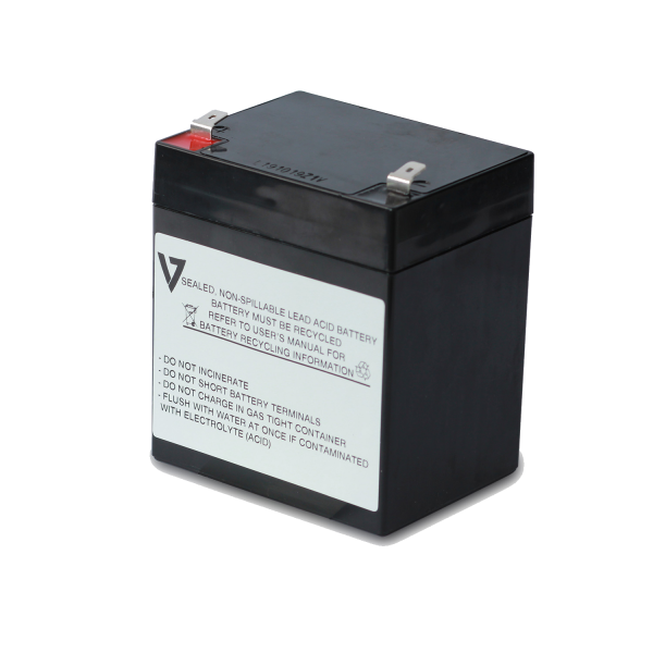 UPS Replacement Battery for  V7 UPS1DT750